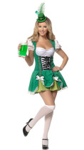 Wholesale Beer Girl Costumes HS13015