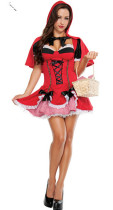Wholesale Little Red Riding Hood Costumes  HS8930