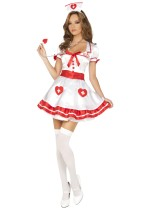 Wholesale Nurse Heart Costume HS260