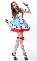 Wholesale Circus Cosplay Clothing Halloween Costumes HS5872