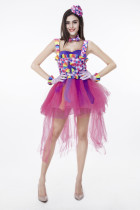 Wholesale Clown Cosplay Clothing Halloween Costumes HS71163