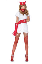 Wholesale Nurse Costume HS1690