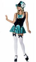 Wholesale Circus Cosplay Clothing Halloween Costumes HS1106