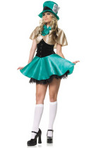 Wholesale Circus Cosplay Clothing Halloween Costumes HS9011