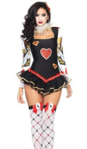 Wholesale Clown Cosplay Clothing Halloween Costumes HS7005