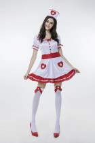 Wholesale Nurse Heart Costume HS7026