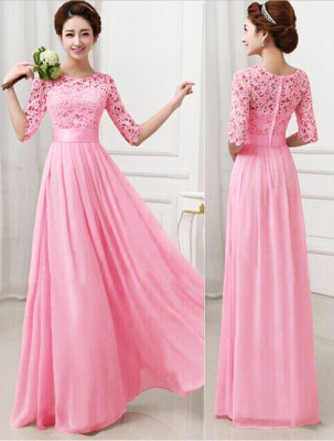 Super Deals Long Dress MKKF274-1