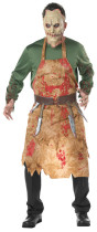 Bloody Butcher Hallowman Costumes HS85950