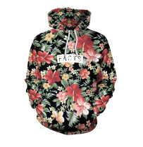 Flower Printed Autumn Style Sweatshirt NDB101-134
