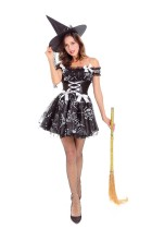 Elf Queen Lace Hallowmas Costumes HS10008