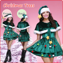 Christmas Cosplay Costumes HS1692