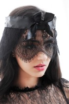 Sexy Lace Lingerie Mask MM198(5 Pieces)