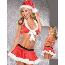 Christmas Red Costumes MLY10299