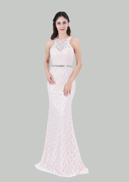 Lace Evening Dresses Advanced Customization