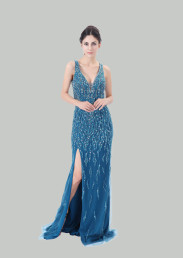 Beading Evening Gowns Advanced Customization