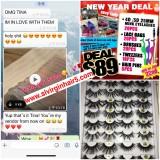 4D 5D lashes best deal