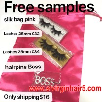 lashes free samples