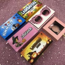 new box mink eyelashes