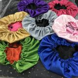Adjustable bonnets adult & kid size without logo