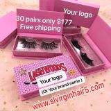 Lashwoods print logo lashes deal