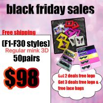 regular 3d lashes black Frida sale