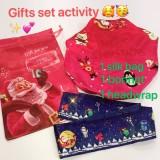 Christmas Gift set activity