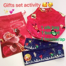Christmas Gift set activity