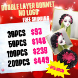 double layer bonnets deal activity