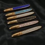 gold style eyeliner glue pen deal