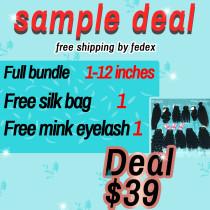 full bundle  sample deal