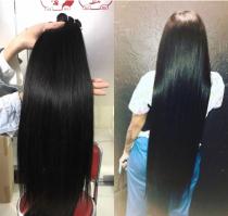 Straight Raw indian hair