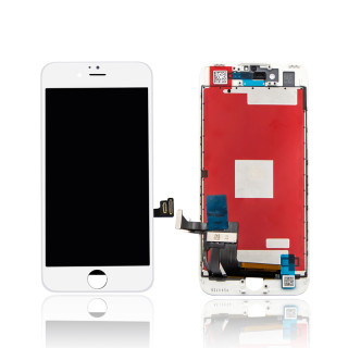 iPhone 8P LCD/Digitizer Assembly White TM