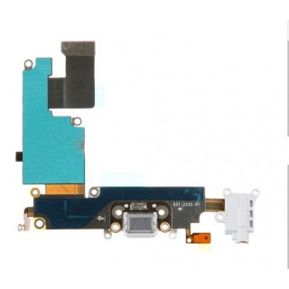 iPhone  6 Plus Charging Dock Flex Cable Grey