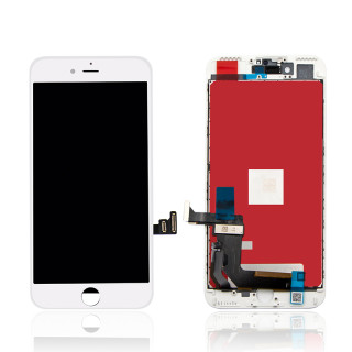 iPhone 8P LCD/Digitizer Assembly White Premium