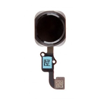 iPhone  6P Home Button with Flex Cable Black