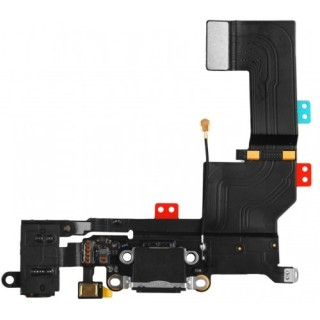 iPhone  SE Charging Dock Flex Cable Black