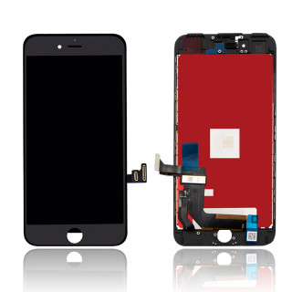 iPhone 8P LCD/Digitizer Assembly Black Premium