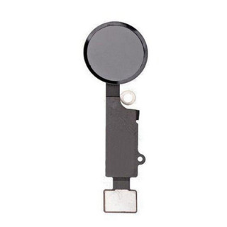 iPhone  8G Home Button with Flex Cable Black
