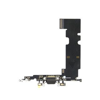 iPhone  8P Charging Dock Flex Cable Dark Grey
