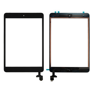 iPad Mini Touch Screen/Home Button Assembly Black Original
