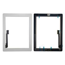 iPad 4 Touch Screen/Home Button Assembly White