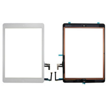 iPad Air Touch Screen/Home Button Assembly White Original