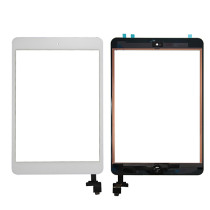 iPad Mini Touch Screen/Home Button Assembly White