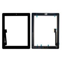 iPad 4 Touch Screen/Home Button Assembly Black Original