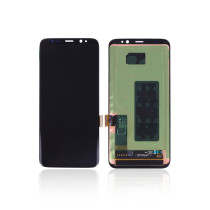 Samsung S8 LCD Screen Black