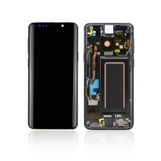 Samsung S9 LCD Screen With Frame
