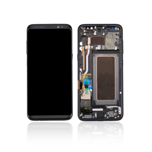 Samsung S8 LCD Screen With Frame