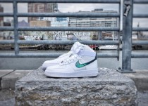 Nike AF1 Women High Shoes-7