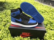 Authentic Air Jordan 1 Royal Blue GS