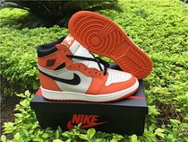 "Authentic Air Jordan 1 GS ""Reverse Shattered Backboard"""